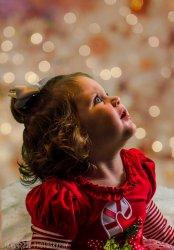 świąteczna sesja fotograficzna dzieci